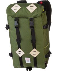 Topo Designs - Klettersack (olive) Backpack Bags - Lyst