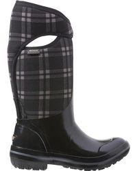 Bogs - Plimsoll Plaid Tall Boot - Lyst