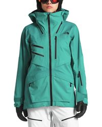 febe917d4 The North Face Fuseform Brigandine 3l Jacket in Red - Lyst