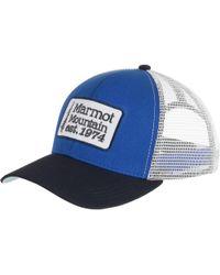 Marmot - Retro Trucker Hat - Lyst