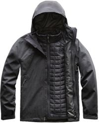 The North Face - Thermoball Triclimate Insulated Jacket - Lyst