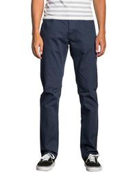 RVCA - Stay Pant - Lyst