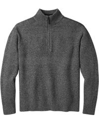 Smartwool - Ripple Ridge 1/2-zip Sweater - Lyst