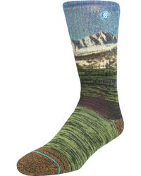 Stance - Little Lakes Outdoor Sock - Lyst