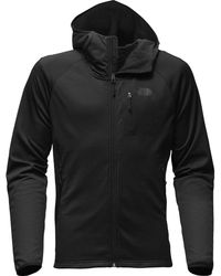 The North Face - Borod Hooded Fleece Jacket - Lyst