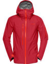 Norrøna - Lofoten Gore-tex Active Jacket - Lyst