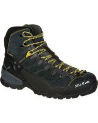 Salewa - Alp Trainer Mid Gtx Hiking Boot - Lyst