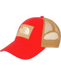6d8dfbdcec6a31 The North Face Mudder Trucker Hat in Brown for Men - Lyst