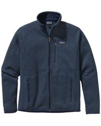 Patagonia - Better Sweater Fleece Jacket - Lyst