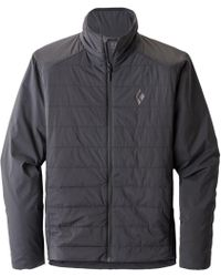 Black Diamond - First Light Insulated Jacket - Lyst