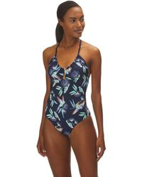 a84efe7e8c457 Patagonia Kupala One-piece Swimsuit in Blue - Lyst