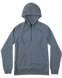 RVCA - Sunwash Pullover Hoodie - Lyst