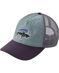 Patagonia - Fitz Roy Bison Layback Trucker Hat - Lyst