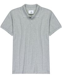Reigning Champ - Athletic Pique Polo - Lyst