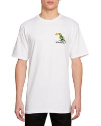 Volcom - Bad Bird Short-sleeve T-shirt - Lyst