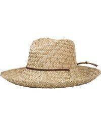 2f93a61fe94 Lyst - Minnetonka Parker Floppy Wide Brim Hat in Gray