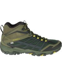 Merrell | Moab Fst Ice Plus Thermo Hiking Boot | Lyst
