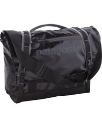 Patagonia - Black Hole Mini 12l Messenger Bag - Lyst