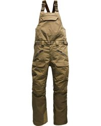 The North Face - Freedom Bib Pant - Lyst