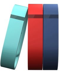 Fitbit - Flex Band 3-pack: Sport - Lyst