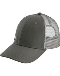 6c41aabe Patagonia 'stained Glassy - Lopro' Trucker Hat in Blue for Men - Lyst
