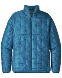 Patagonia - Micro Puff Insulated Jacket - Lyst