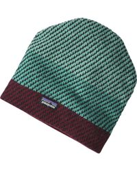 d8c29a01 Lyst - Patagonia Speedway Beanie for Men