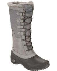 The North Face - Shellista Iii Tall Boot - Lyst