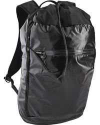 ba8ca6f7214e Lyst - Patagonia Lightweight Travel Tote Pack – 22 L in Black for Men