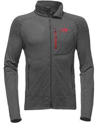The North Face - Storm Shadow 2 Fleece Jacket - Lyst