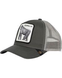 e256942c60ce38 Goorin Bros 'animal Farm - King' Trucker Hat in Brown for Men - Lyst