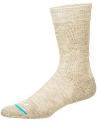 Fits - Medium Hiker Crew Sock - Lyst