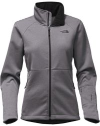 The North Face - Apex Risor Softshell Jacket - Lyst