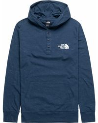 d4700d223 Henley New Injected Pullover Hoodie