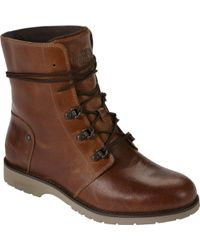 The North Face - Women's Ballard Lace Ii Boot - Lyst