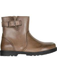 Birkenstock - Stowe Leather Boot - Lyst