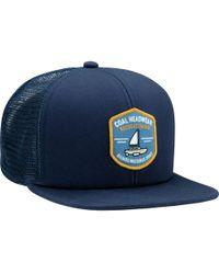 Coal - The Rambler Trucker Hat - Lyst