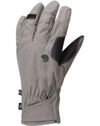 Mountain Hardwear - Plasmic Outdry Glove - Lyst