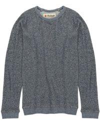 Mollusk - Heavy Terry Crew Sweatshirt - Lyst