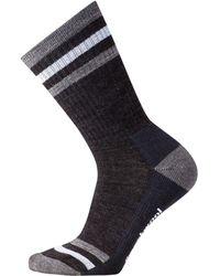 Smartwool - Striped Hike Light Crew Sock - Lyst