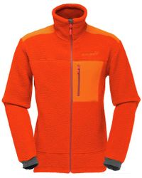 Norrøna - Trollveggen Thermal Pro Fleece Jacket - Lyst