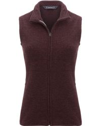 Ibex - Carrie Vest - Lyst