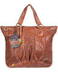 Will Leather Goods - Her Top Zip Satchel - Lyst
