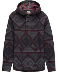 Faherty Brand - Pacific Hooded Poncho - Lyst