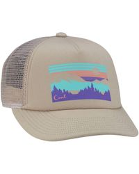 Coal - Seneca Trucker Hat - Lyst