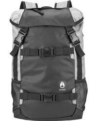 Nixon - Small Landlock Ii 22l Backpack - Lyst