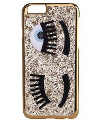 Chiara Ferragni - Cover Iphone 6 Flirting in glitter - Lyst