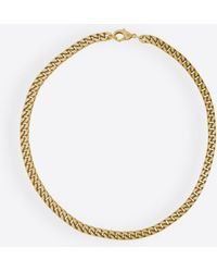 Balenciaga - Chain Set Necklace - Lyst