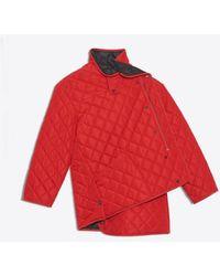 Balenciaga - Pulled Hunter Jacket - Lyst