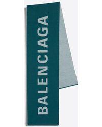 Balenciaga - Bufanda - Lyst